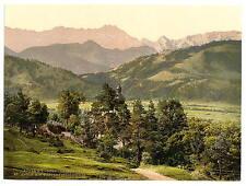 St Anton Upper Bavaria A4 Photo Print