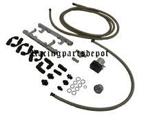OBX for Ford Mustang 96-98.5 Cobra 4.6L DOHC Fuel Rail Kit  Polish