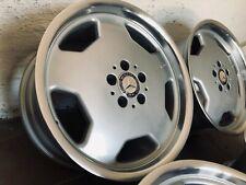 orig. AMG Felgen Styling II 8 + 9 x 18 Mercedes W210 R129 W202 W208 W203 W209