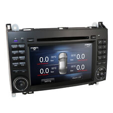 DAB+ Car Stereo In Dash Nav CD Mercedes A/B Class Sprinter Viano Vito VW Crafter