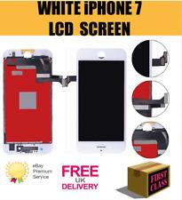 Blanco para iPhone 7 Montaje Digitalizador de pantalla LCD de calidad OEM genuino reemplazo