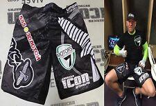 Sergei Kharitonov Signed Bellator 163 Fight Worn Used Shorts Trunks BAS COA MMA
