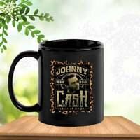 Johnny Cash Coffee Mugs Funny White Coffee Mug 11Oz Gift For Family