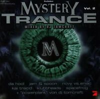 DJ Tomcraft Mystery trance 2 (mix, 1998) [2 CD]