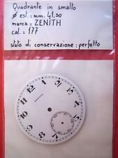 ricambi zenith orologi