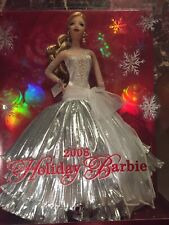 """Holiday Barbie Doll 2008 Celebrating 20 Years  """"NEW"""""""
