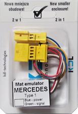 Bypass Seat Occupancy Sensor Emulator For Mercedes Vito W638 1995-2003 srs airba
