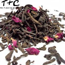 Pu-Erh Rum & Rose - Premium Red Slimming Tea 25g - 500g + Free P&P