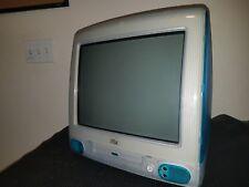 COMPUTER APPLE IMAC G3 BLUEOR BLUEBERRY COLOR