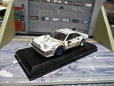 FERRARI 308 GTB Rallye GrB Prototype #2 Waldegaard Monza 1984 Best 1:43