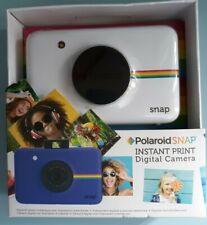 Polaroid Snap Instant Print Digital Camera - White - NEW!