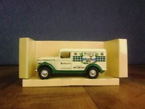 "Matchbox Models of Yesteryear Y-12 1937 G.M.C. Van ""Baxter's"""