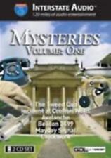 Mysteries Volume 1 AUDIO BOOK CD Interstate Tweed Cap Crofton Avalanche Beacon