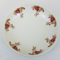 "Portmeirio Stoke on Trent Roses 11.75"" Round 3"" High Pasta Serving Bowl England"