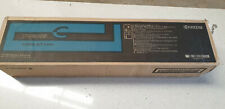 Genuine Kyocera TK8709C Cyan Toner, Brand New See Photos