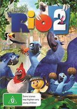 Rio 2 (DVD, 2014)