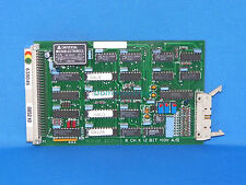 Toolex  Analogue/Digital Converter Card 638046 Mikab 20101-4