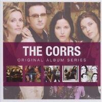 THE CORRS - ORIGINAL ALBUM SERIES/ BOX-SET 5 CD POP NEU