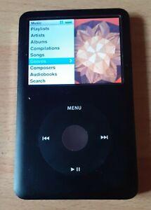 Apple iPod Classic 80GB Black Model A1238 7th Generation