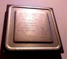 CPU / Processeur AMD AMD-K6 2/366AFR - Socket 7 - 366 Mhz - 32 Ko