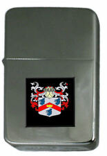 Abercrombie Family Crest Surname Coat Of Arms Ligther Personalised Engraved