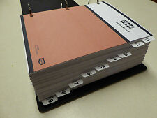 Case W24C Loader Service Manual Repair Shop Book NEW with Binder