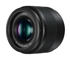 Panasonic H-H025 LUMIX G 25mm / F1.7 Objektiv - sehr lichtstark - H H 025 HH025