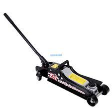 1xHeavy Duty 2.5 Tonne Low Profile/Quick Lift 80-365 mm Trolley Car Lifting Jack