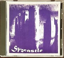 Spycastle - Stone Structure Endeavor CD Rare Indie Metal 1996 - Donsi Tunes 0001