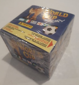 PANINI STICKER WORLD CUP STORY SEALED BOX  (50 Packs)