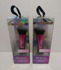 TWO Real Techniques LIMITED EDITION Holiday Mini Medium Sculpting Makeup Brush