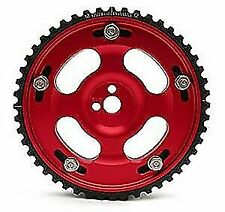 Fidanza 986836 Cam Gear fit Ford Mustang 96-04 4.6L, Red