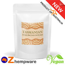 HEMP PROTEIN POWDER PRODUCT OF AUSTRALIA TASMANIAN ORGANIC 450g, 1kg, 2kg, 4kg