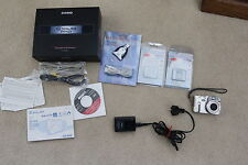Casio EX-P600 Quality Digital Camera with quality Canon Zoom plus extra's