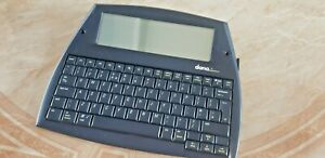 Alphasmart Dana tested and working. Distraction free writing