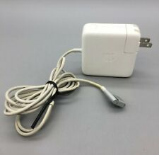 Genuine OEM Apple 60w MacBook Pro MagSafe Power Adapter Charger A1344 L-Tip B10