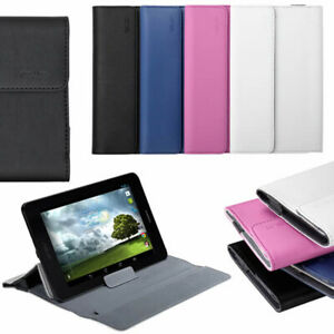Universal Folio Case Cover For 7 Inch Tablets w/ Built-In Stand Versa Sleeve