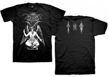 DARKTHRONE-BAPHOMET-T-SHIRT-X-LARGE- SUPER RARE