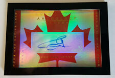 2014-15 Panini Anthology Hockey Jonathan Drouin Home and Native Land Autograph