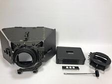 Arri MB16 matte box kit flight cased