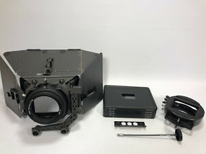 Arri MB16 matte box kit flight cased