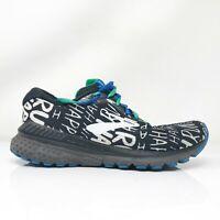 Brooks Womens Adrenaline GTS 20 1202961B090 Black White Running Shoes Size 10 B