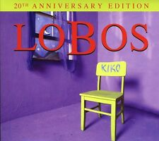 Kiko:  20th Anniversary Edition - Los Lobos (2012, CD NIEUW)