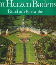 Bildband: Im Herzen Badens - Rund um Karlsruhe, Hans Georg Zier und Peter Fuchs