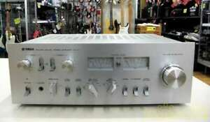 YAMAHA CA-X11 Integrated Amplifier Power supply voltage 100V From Japan