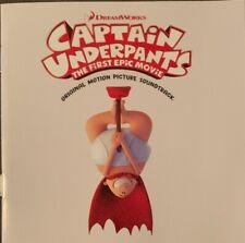 Captain Underpants: The First Epic Movie [Original Motion Picture Soundtrack]