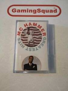 MC Hammer Greatest Hits Cassette Tape, Supplied by Gaming Squad