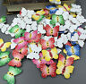 Mixed Butterfly Wooden Buttons  2 Holes Fit Sewing and Scrapbook 25x20mm