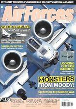 Air Forces Monthly 268 July 10 RAF Nimrod Itaq Afghanistan MiG-21 Border Patrol