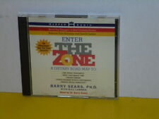 DOPPEL - CD - BARRY SEARS PH.D. - BILL LAWREN - ENTER THE ZONE - ENGLISCH